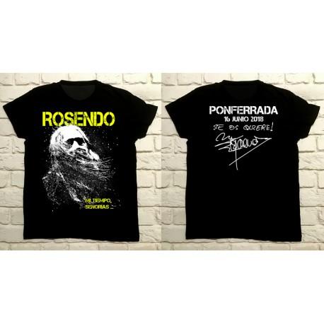 Camiseta Gira 2018 PONFERRADA