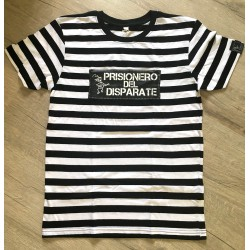 Camiseta Prisionero del disparate