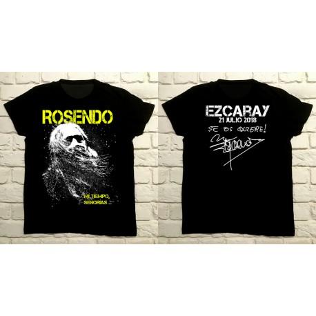 Camiseta Gira 2018 EZCARAY