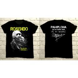 Camiseta Gira 2018 PAMPLONA