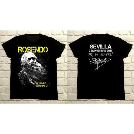 Camiseta Gira 2018 SEVILLA