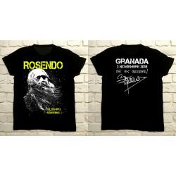 Camiseta Gira 2018 GRANADA 2