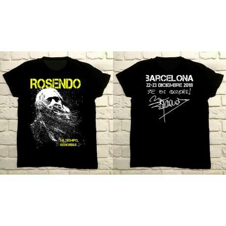 Camiseta Gira 2018 BARCELONA
