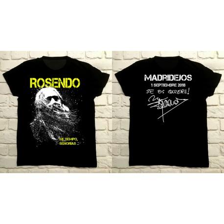 Camiseta Gira 2018 MADRIDEJOS
