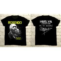 Camiseta Gira 2018 HUELVA