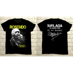 Camiseta Gira 2018 BURLADA
