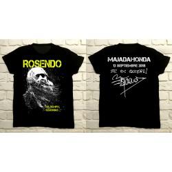 Camiseta Gira 2018 MAJADAHONDA