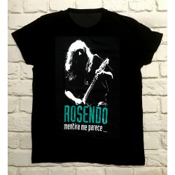 Camiseta hombre Rosendo gira 2013-2015