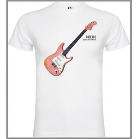 Camiseta hombre Rosendo Guitarra