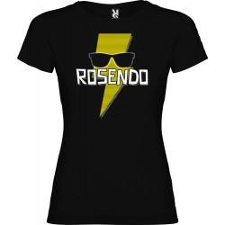 Camiseta mujer rosendo 2017