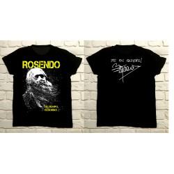 Camiseta Rosendo gira 2018 Mi tiempo señorias...