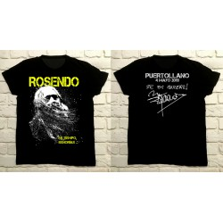 Camiseta Gira 2018 PUERTOLLANO