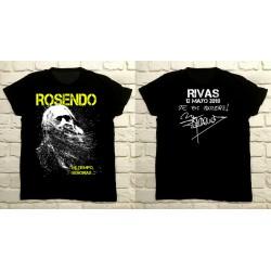 Camiseta Gira 2018 RIVAS