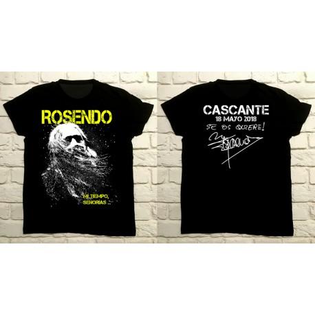 Camiseta Gira 2018 CASCANTE