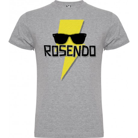 Camiseta hombre Rosendo Que si vengo que si voy